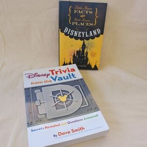 Disneyland Trivia From the Vault/Little Known Fact
